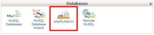 wordpress-cpanel-databases-phpsof