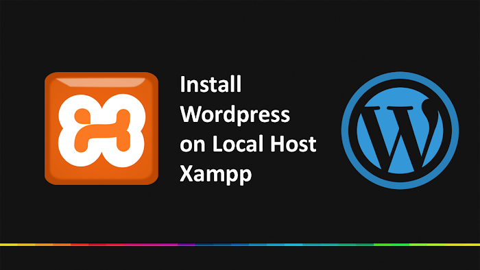 Install WordPress on xammp