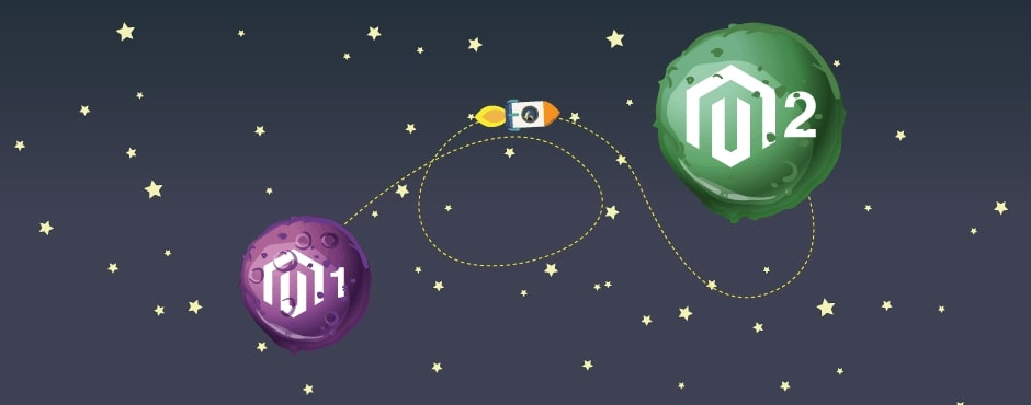 Image showing M1 to M2 migration in Magento 2 Tutorial